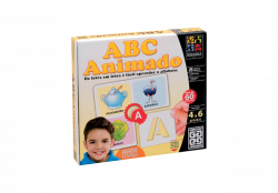 Jogo Educativo - ABC Animado - Grow