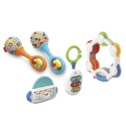 Fisher-Price - Conjunto Diversao Musical - Mattel