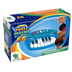 Instrumento Infantil - Teclado - Power Rockers - Fun