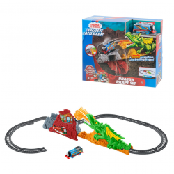 Fisher-Price - Thomas and friends - salto do dragao - Mattel