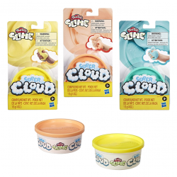 Play-doh - Slime super cloud - sortidas - Hasbro