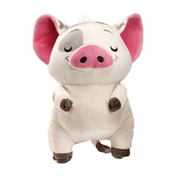 Pelucia Soft - Pua Cuddleez - 30cm - Disney Princesas - FUN