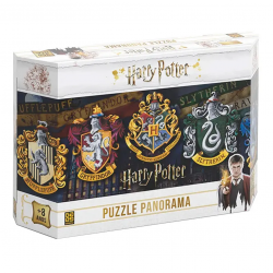 Puzzle Panoramico - Harry Potter - 350 pecas - Grow