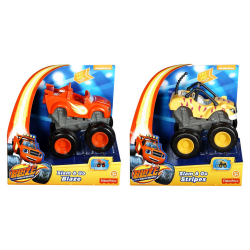 Fisher-Price Blaze and the Monster Machines veiculos turbo sortimento - Mattel