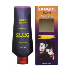 Sangue Teatral - 120ml - Slug
