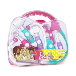 Kit Medico Basico  Barbie - Fun