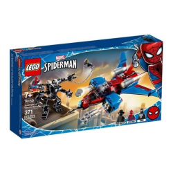 Lego Super Heroes - Spiderjet vs Robo Venom - Marvel - 76150