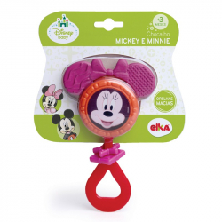 Chocalho da Minnie - Disney-Junior - Elka