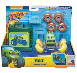 Veiculos Customizaveis - Blaze and the Monster Machines - sortidos - Mattel