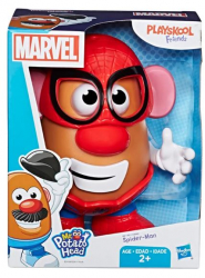 Playskool - Mr-Potato Head - Classico - Boneco com Acessorios - Marvel - Hasbro