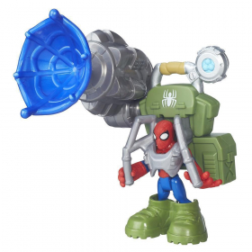 Playskool - Super Hero Adventures - Figura com Acessorio - Marvel - sortido - Hasbro