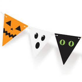 Happy Halloween - Faixa Decorativa - Cromus