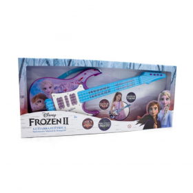 Guitarra musical - Frozen ll - Disney-Toyng