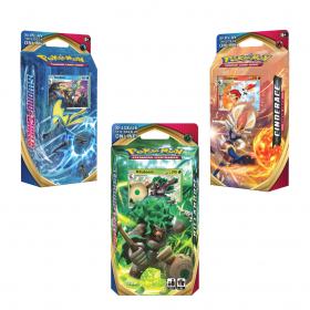 Pokemon - Deck de cartas - Iniciais de Galar - Sword and Shield - sortidos - Copag