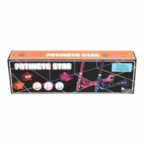 Patinete Radical Star - sortidos - Bel Fix