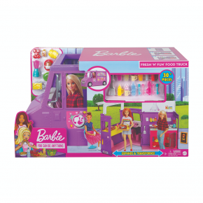 Food Truck da Barbie - Mattel