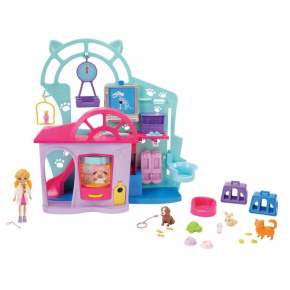 Polly Pocket - Clinica Veterinaria - Mattel